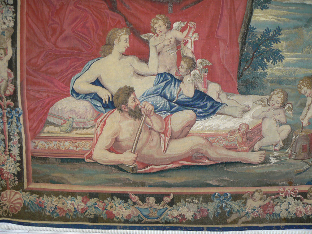 Adonis and the Sleeping Venus