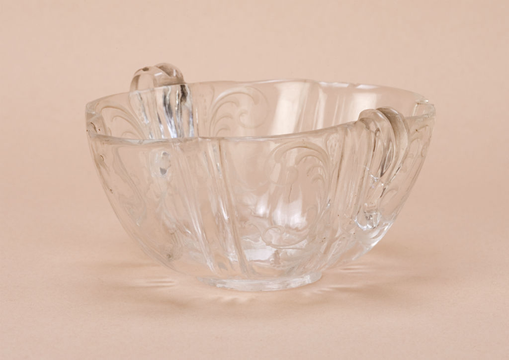 An Italian, perhaps Milanese, rock crystal bowl, circa 1600.