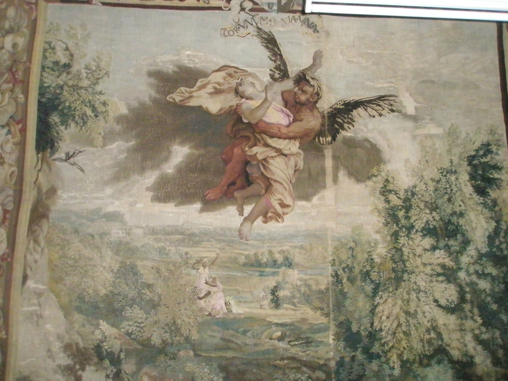 One of the Gobelins 'Metamorphoses' Tapestries, by Jan Jans the Younger, Paris, circa 1670.