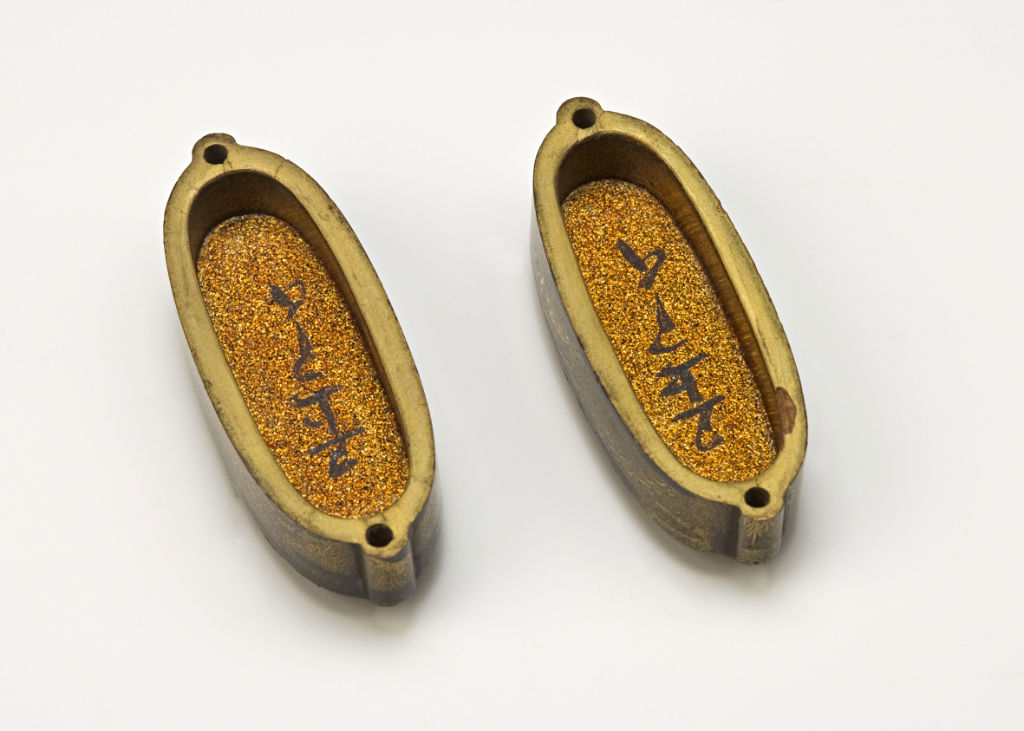 A pair of four-case inros, late 17th/mid 18th Century.