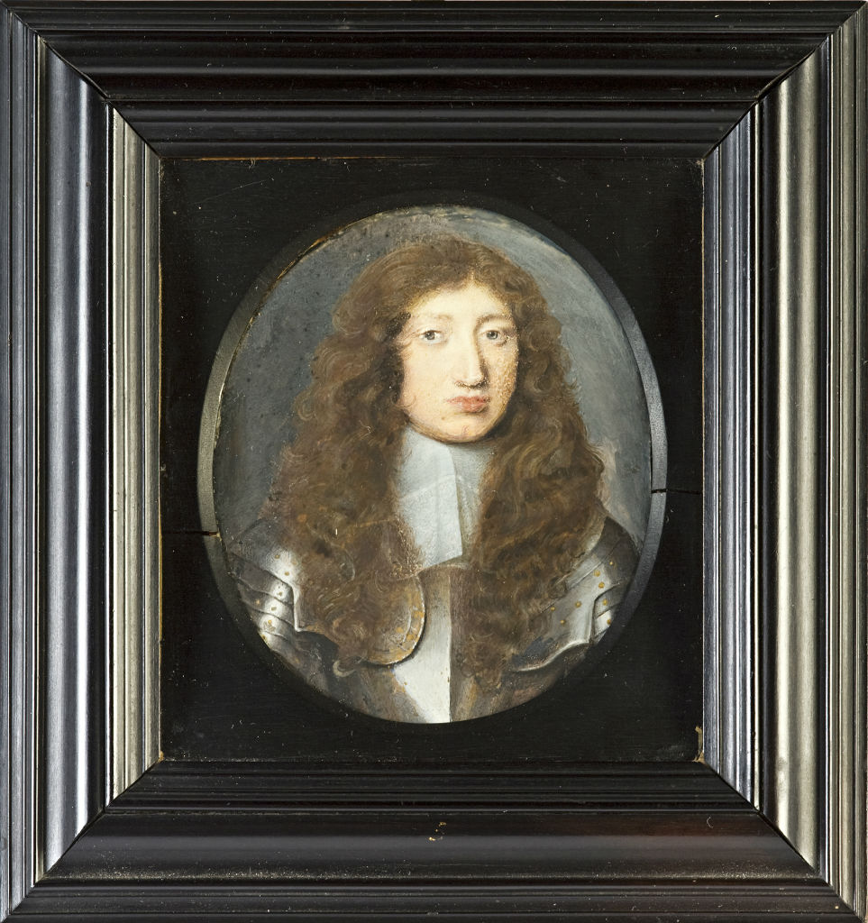 Colonel The Hon. Charles Cavendish, English School, circa 1640.