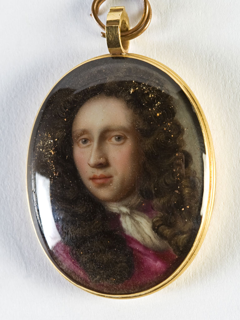 A Gentleman, called Robert Boyle (1627-1691), by Charles Boit, circa 1705.