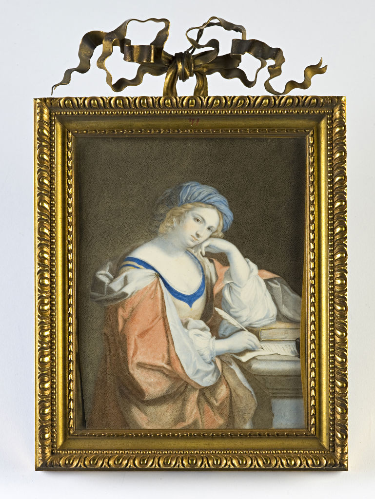 The Persian Sibyl, by Silvia Sterne, signed, circa 1775.