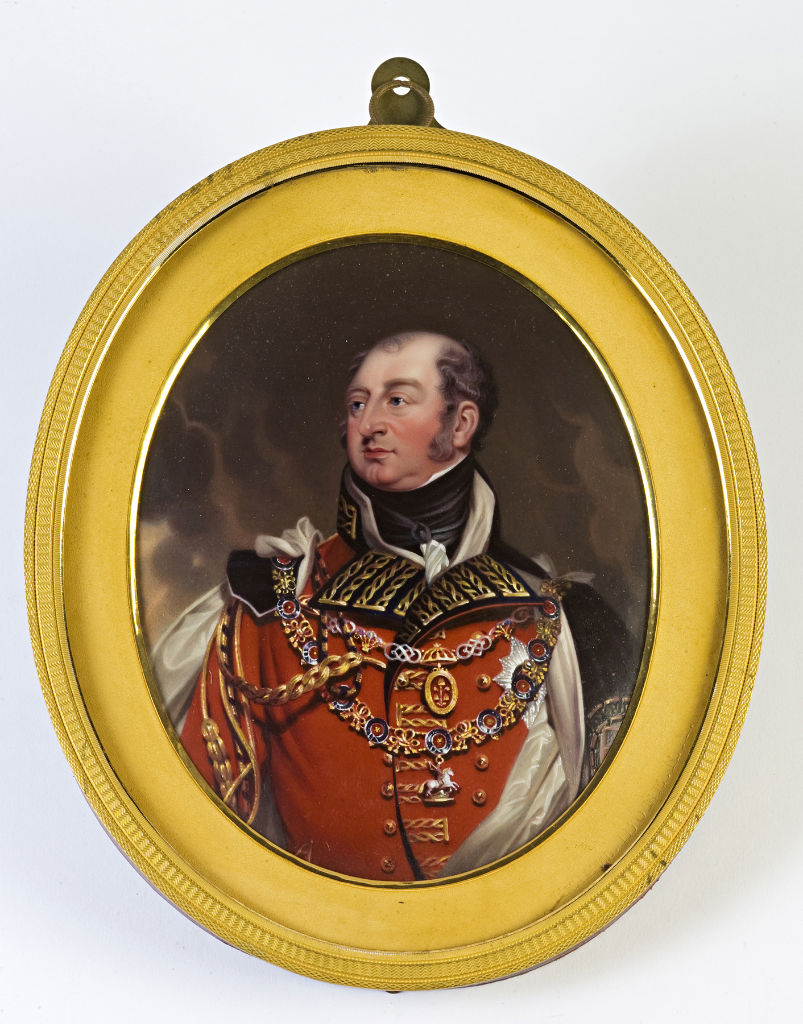 Frederick Augustus, Duke of York and Albany, by Henry Pierce Bone.