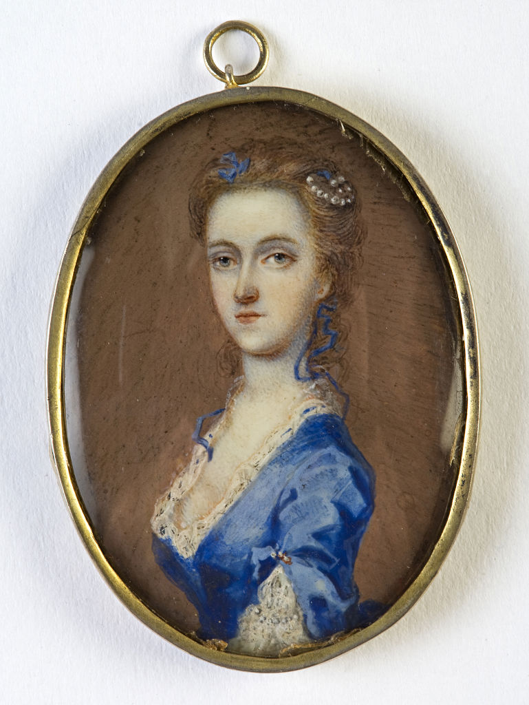 Lady Dorothy Neville, English School.
