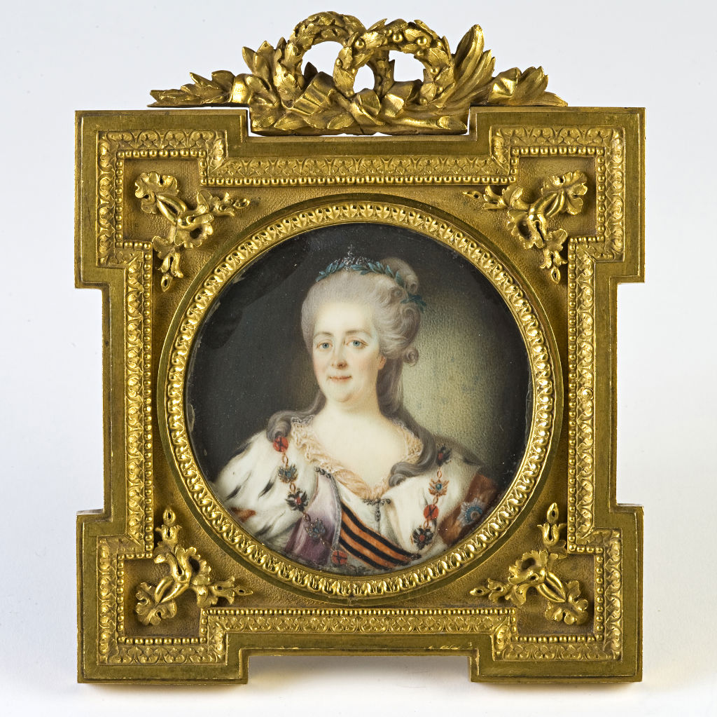 Catherine II, Empress of Russia, after Levitsky, late 18th Century.