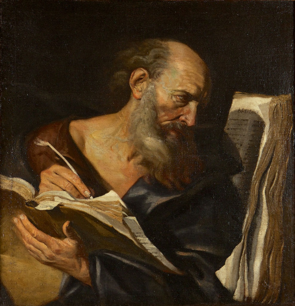 Follower of Giovanni Francesco Barbieri called Guercino.