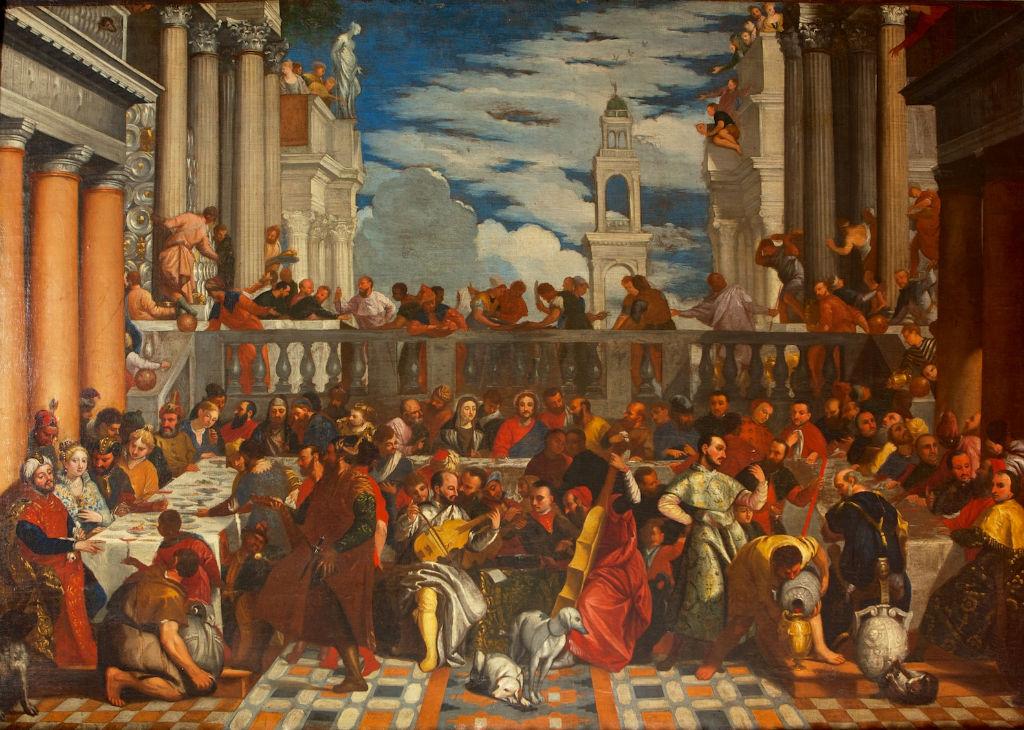 After Veronese.