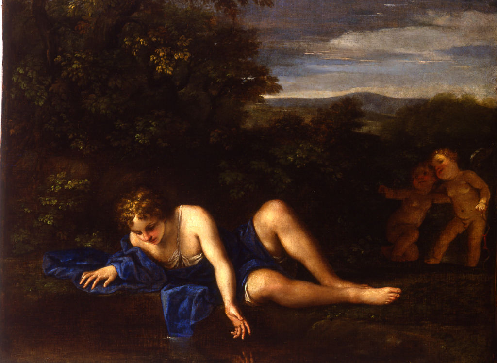 Marc Antonio Franceschini, </br> Narcissus.