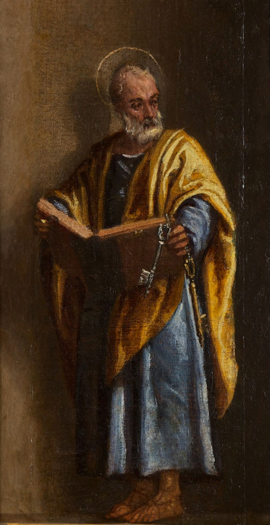 Paulo Caliari, called  Paolo Veronese, </br> Saint Peter.