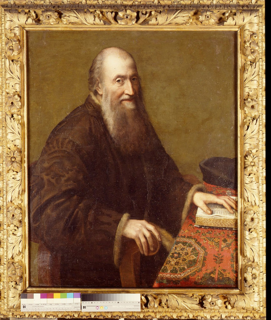 Sophonisba Anguissola, </br> Portrait of an Old Man.