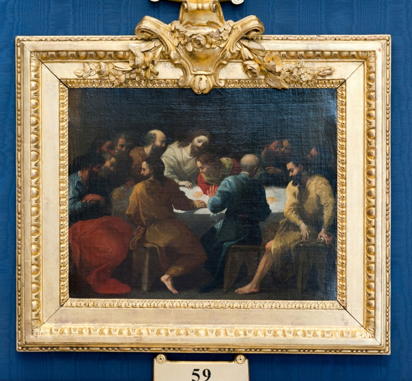 The Last Supper, Pasqualino Rossi (1641-1722).