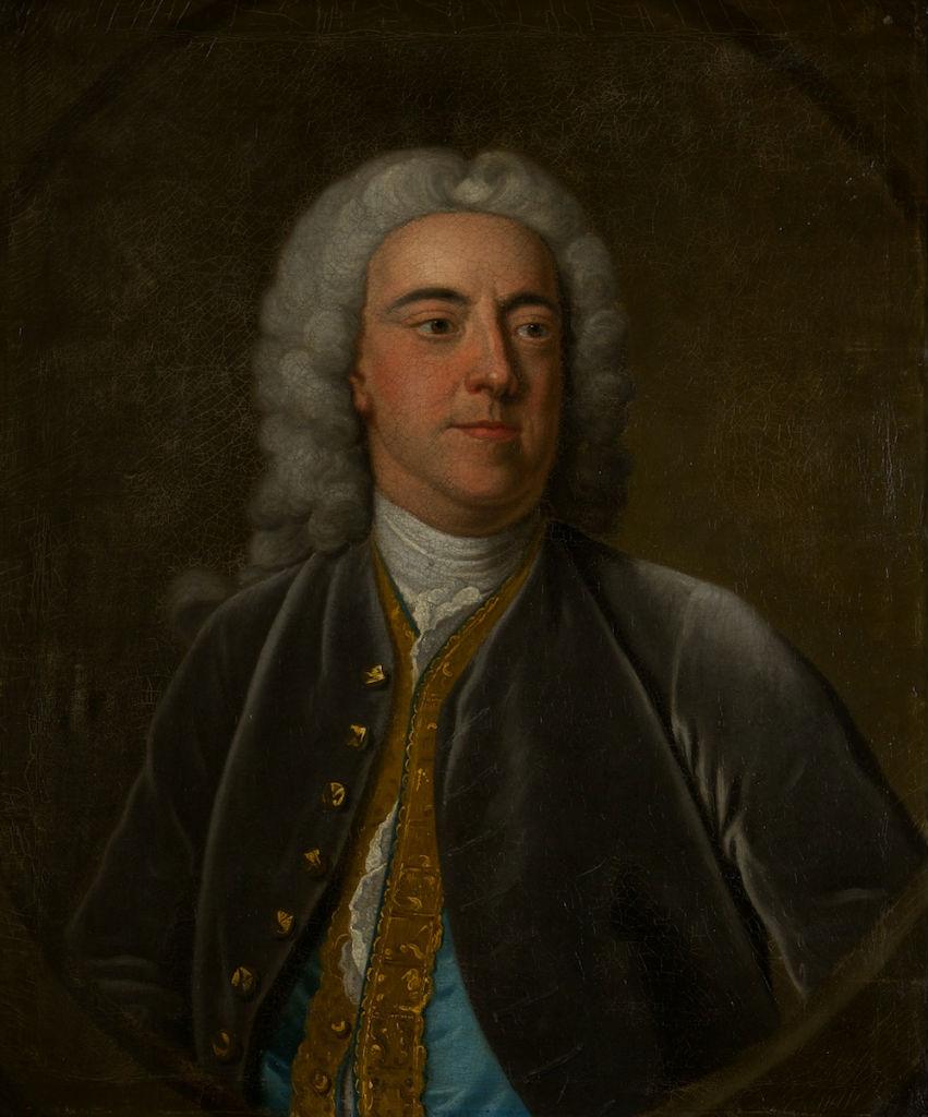 Portrait of the Rt. Hon. Stephen Poyntz (1685-1750), John Hill (1770-1850), after Jean Baptiste van Loo (1684-1745).