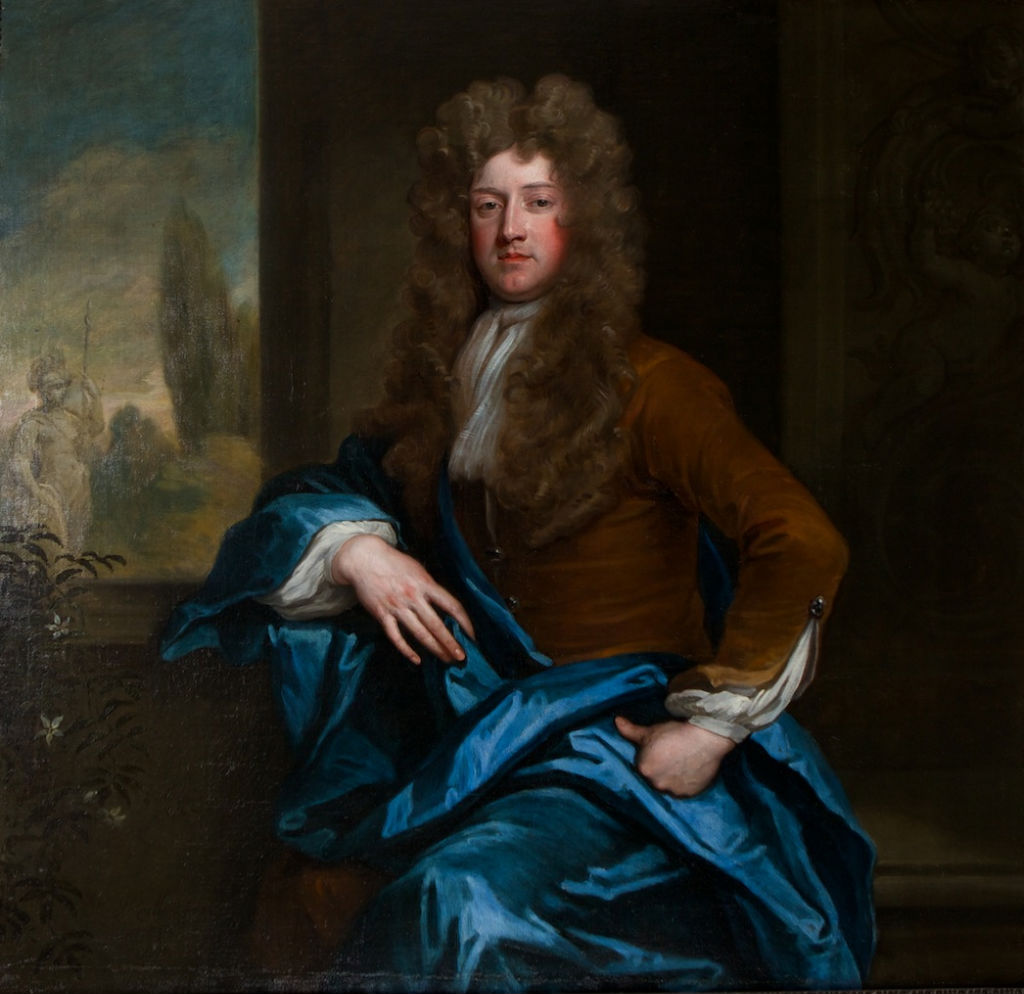 Portrait of the Hon. Edward Cecil, Sir Godfrey Kneller, Bt. (1646-1723).