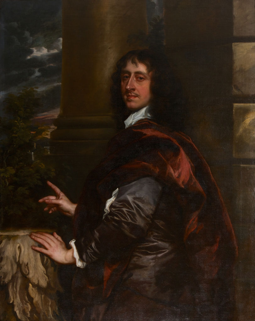 Portrait of William, 3rd Earl of Devonshire (1617-1684), Sir Peter Lely (1618-1680).