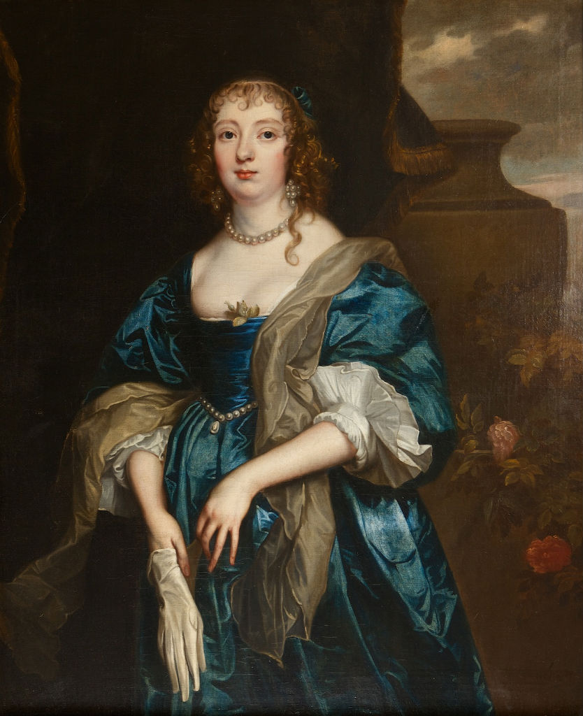 Portrait of Lady Anne Carr (1615-1684), After Sir Anthony van Dyck (1599-1641).