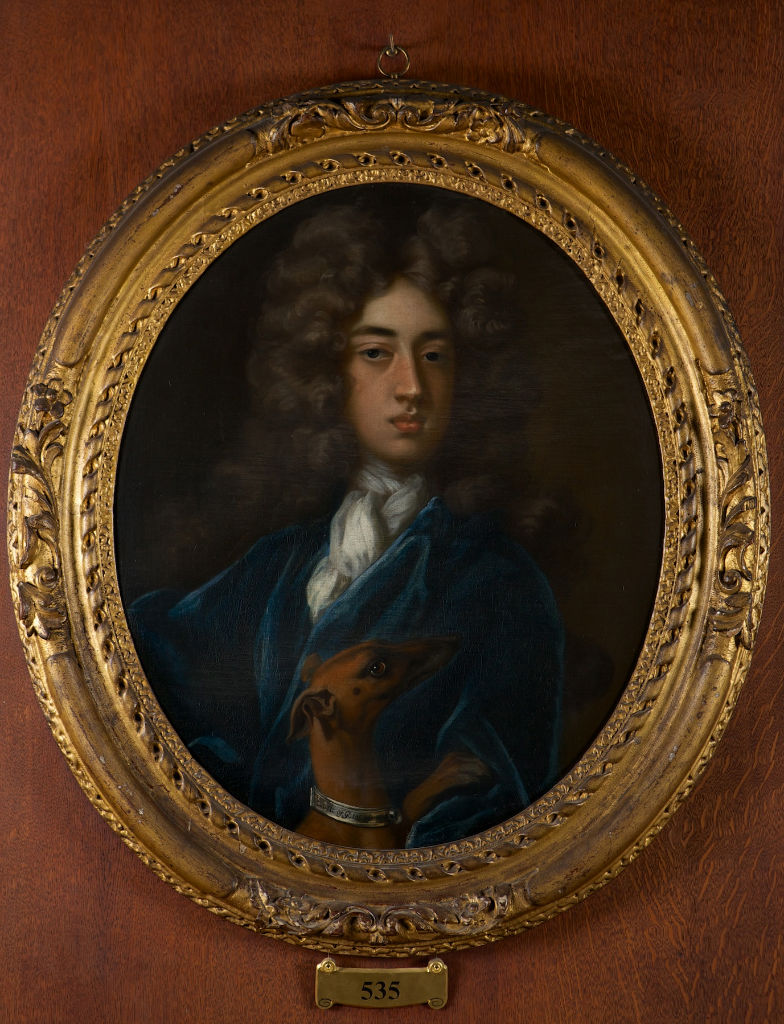 Portrait of Baptist, 3rd Earl of Gainsborough (1684-1714), John Baptist Closterman (active 1690-1713).