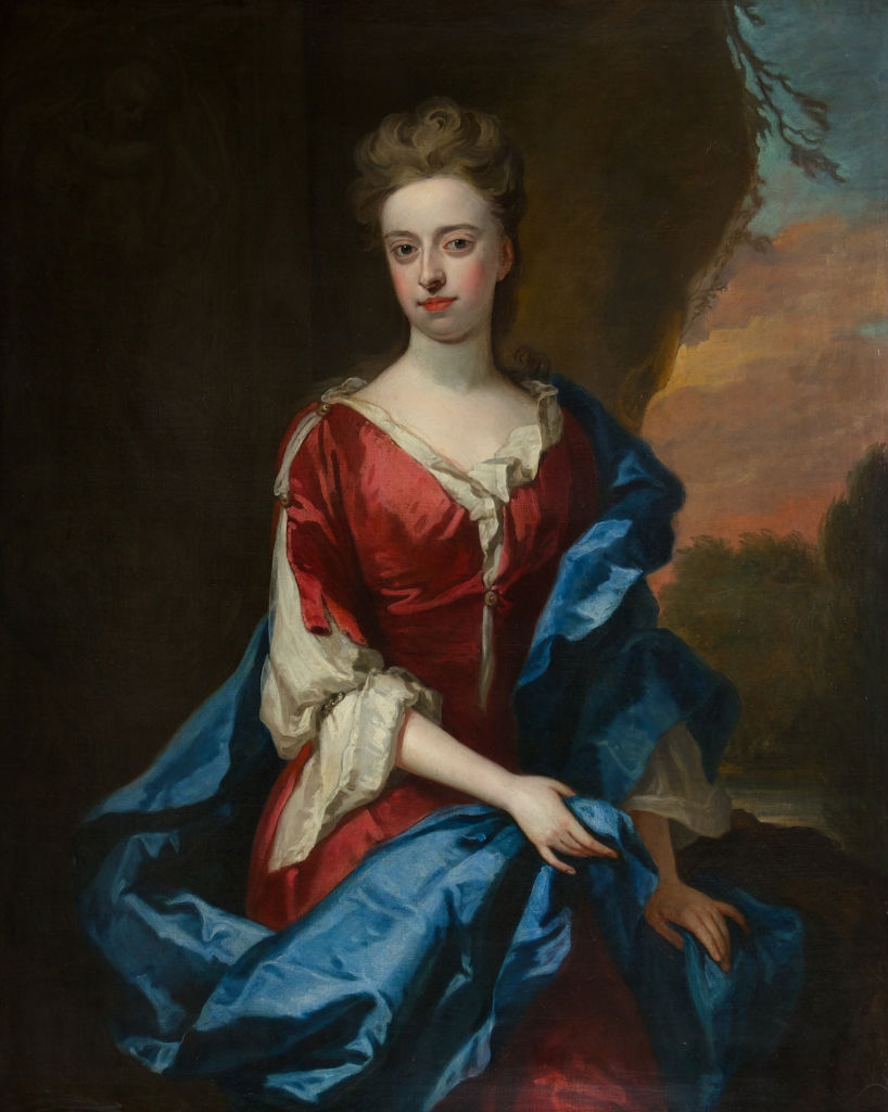 Portrait of Anne Cavendish, wife of John, 5th Earl of Exeter (1648-1700), Sir Godfrey Kneller (1646-1723).