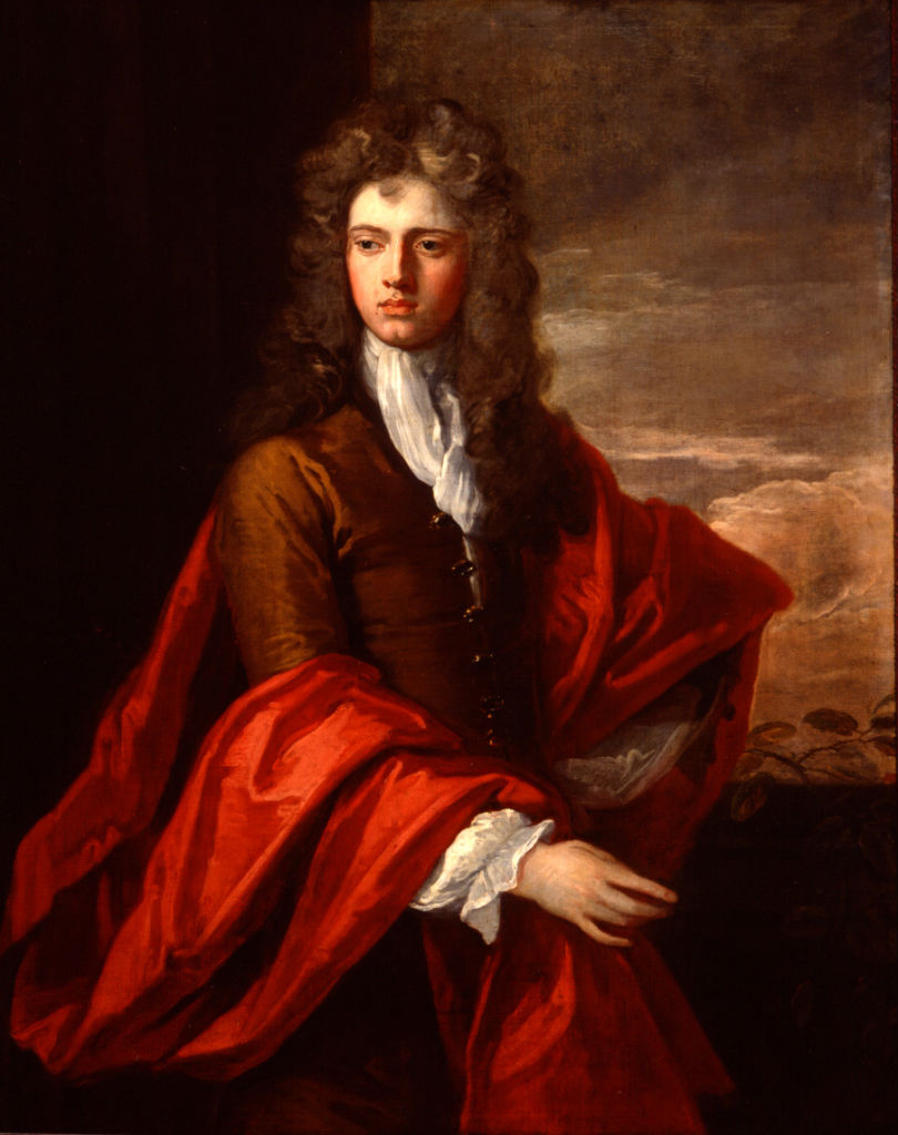 Portrait of John, 5th Earl of Exeter (1648-1700), Sir Godfrey Kneller (1646-1723).