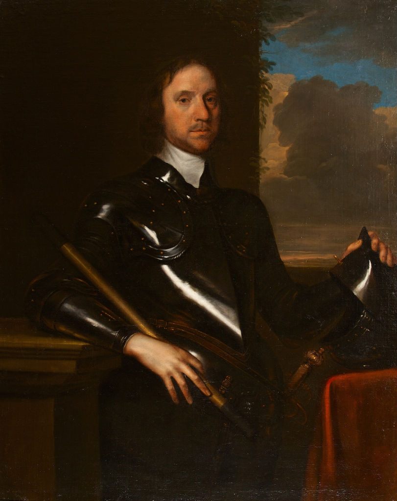Portrait of Oliver Cromwell (1599-1658), Robert Walker (1610-1658).