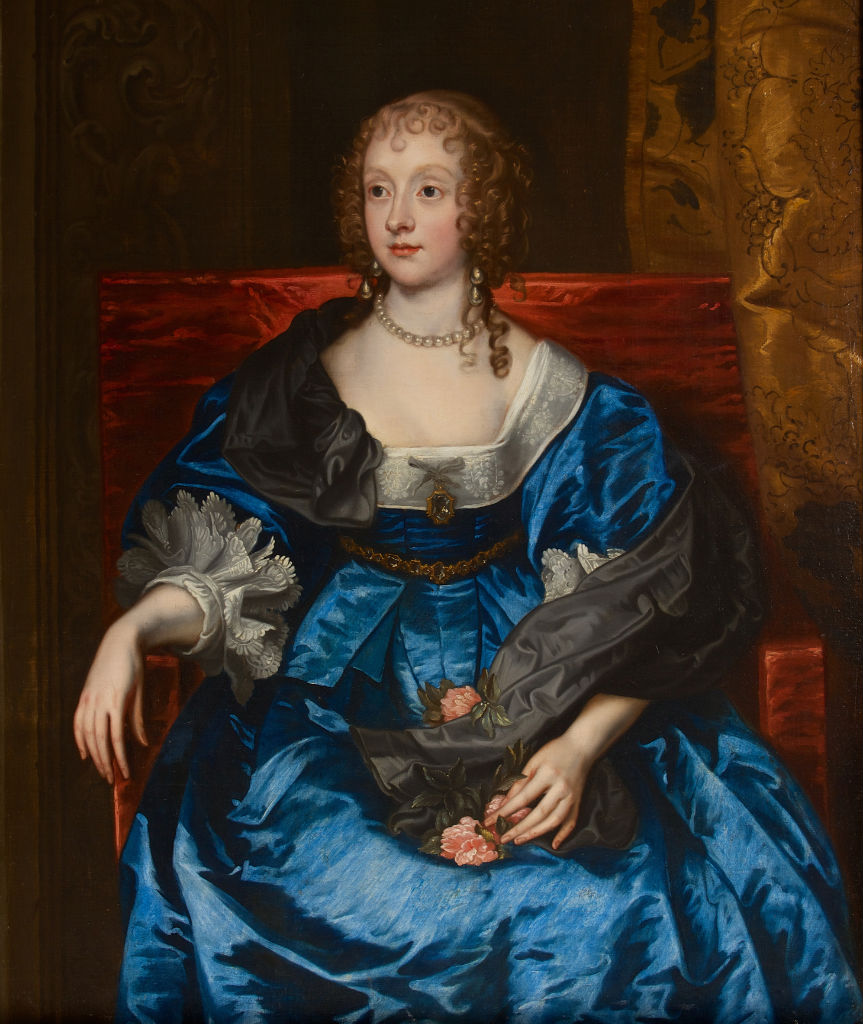 Lady Anne Cecil, daughter of William, 2nd Earl of Salisbury (1591-1668), After Sir Anthony van Dyck (1599-1641).