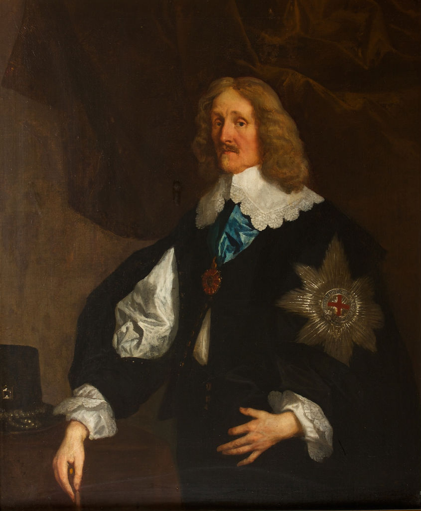 Portrait of Philip Herbert, 4th Earl of Pembroke (1584-1650), Sir Peter Lely (1618-1680).