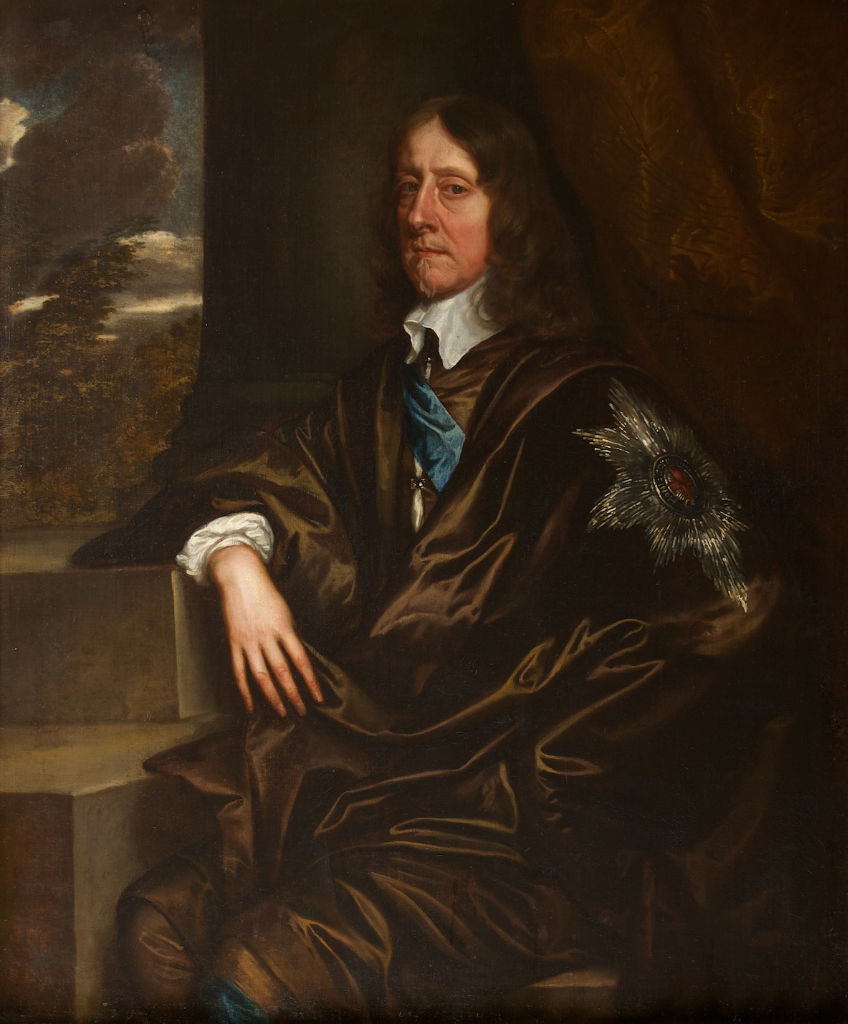 Portrait of William Cecil, 2nd Earl of Salisbury, (1591-1668), Sir Peter Lely (1618-1680).
