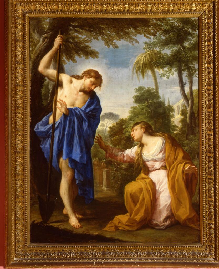 Noli Me Tangere, Francesco Trevisani (1656-1746).