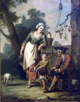 A Cobbler, by Pietro Fabris (1740-1792).