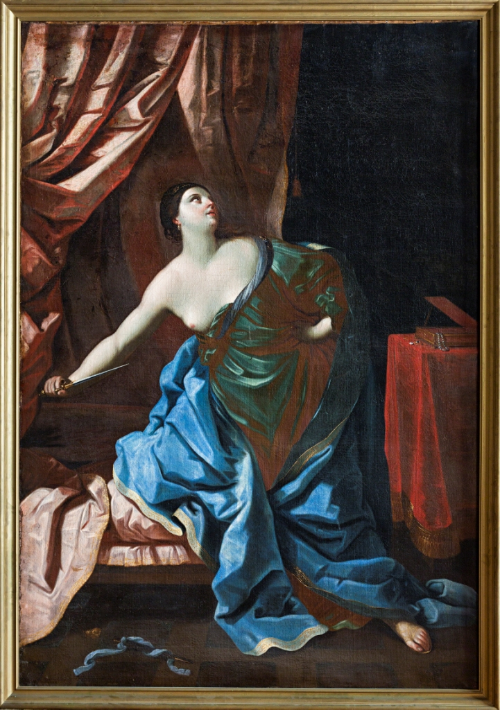 The Death of Lucretia, After Guido Reni (1575-1642)